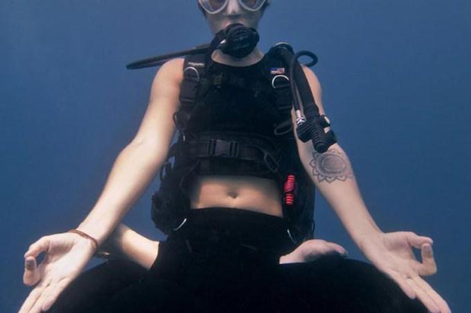 Reprodução/ Zen Harmony Diving
