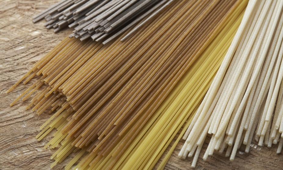 Massa básica de macarrão funcional com biomassa