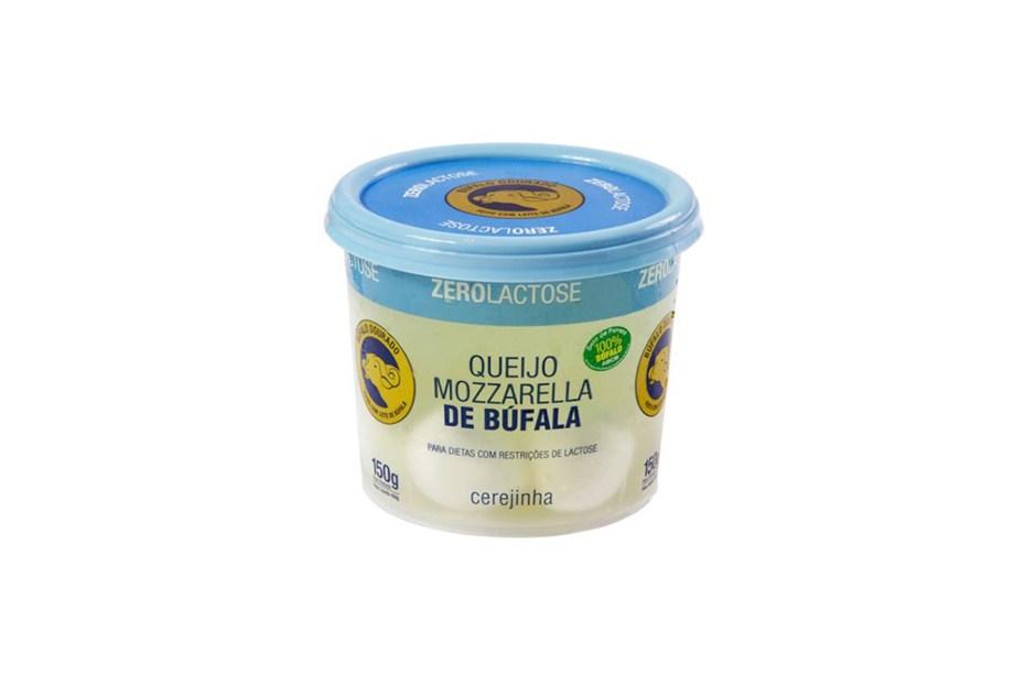 Sua dieta restringe o açúcar do leite? A Búfalo Dourado lançou o Queijo Mozzarella de Búfala Zero Lactose (R$ 22 a embalagem de 150 g). A unidade (15 g) tem 42 calorias.<em>*Preço pesquisado em marçode 2017</em>