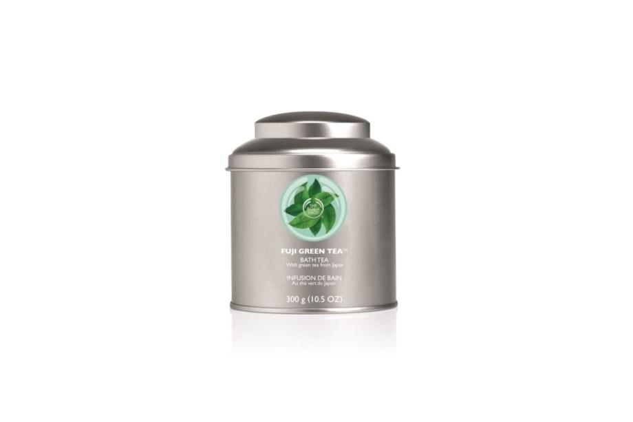 Chá de banho Fuji Green Tea, The Body Shop, R$ 109,00 *Preços pesquisados emnovembrode 2016