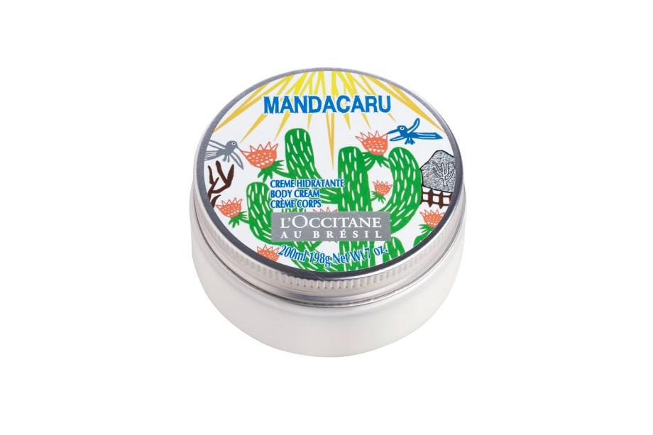 Creme Hidratante Desodorante Corporal Mandacaru, L'Occitane au Brésil R$79,00 *Preços pesquisados emnovembrode 2016