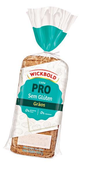 Com sementes de chia, linhaça e girassol, o Pão sem Glúten Grãos, da Wickbold, é rico em fibras – sacia e afasta a fome por mais tempo. São apenas 48 calorias na fatia (R$ 14,50 o pacote de 500 g).<span>Preços pesquisados em novembro de 2016.</span>