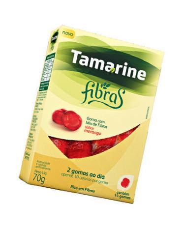 A Goma Tamarine combina três fibras prebióticas (aquelas que alimentam as bactérias boas do intestino), tem só 10 calorias e, ainda, dá uma enganadinha na fome (R$ 41,21 a caixa com 14 unidades). Preços pesquisados em novembro de 2016.
