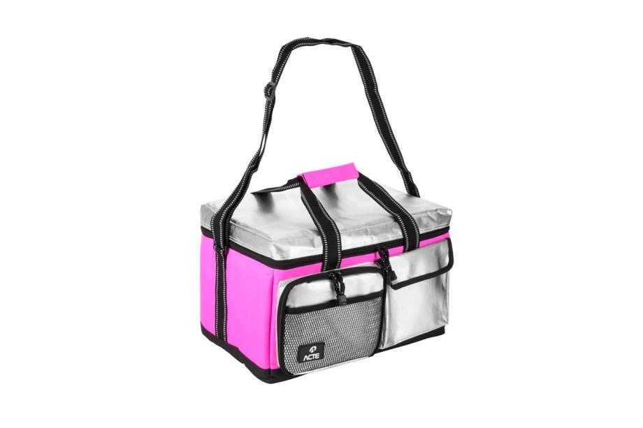 """Lunch Box Grande by Cau Saad, Acte, de 199,90 por 149,90. Encontre em: <a href=""""http://www.actesports.com.br"""">www.actesports.com.br</a>"""