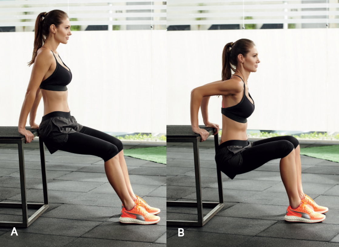 telegram Exercícios para fortalecer o músculo do tchau