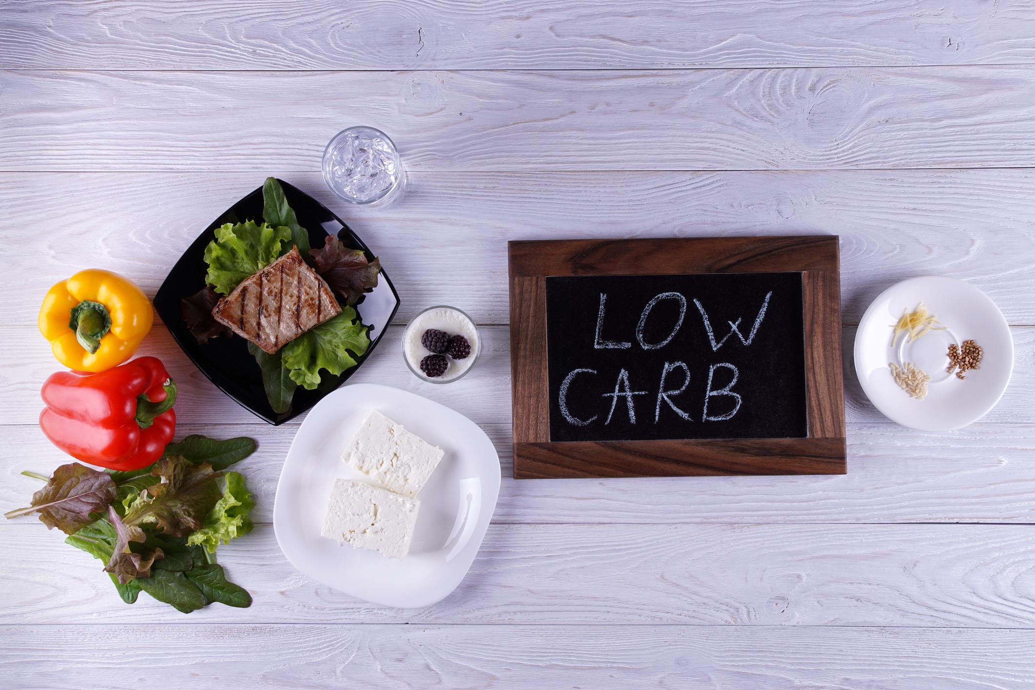 dieta low car e covid