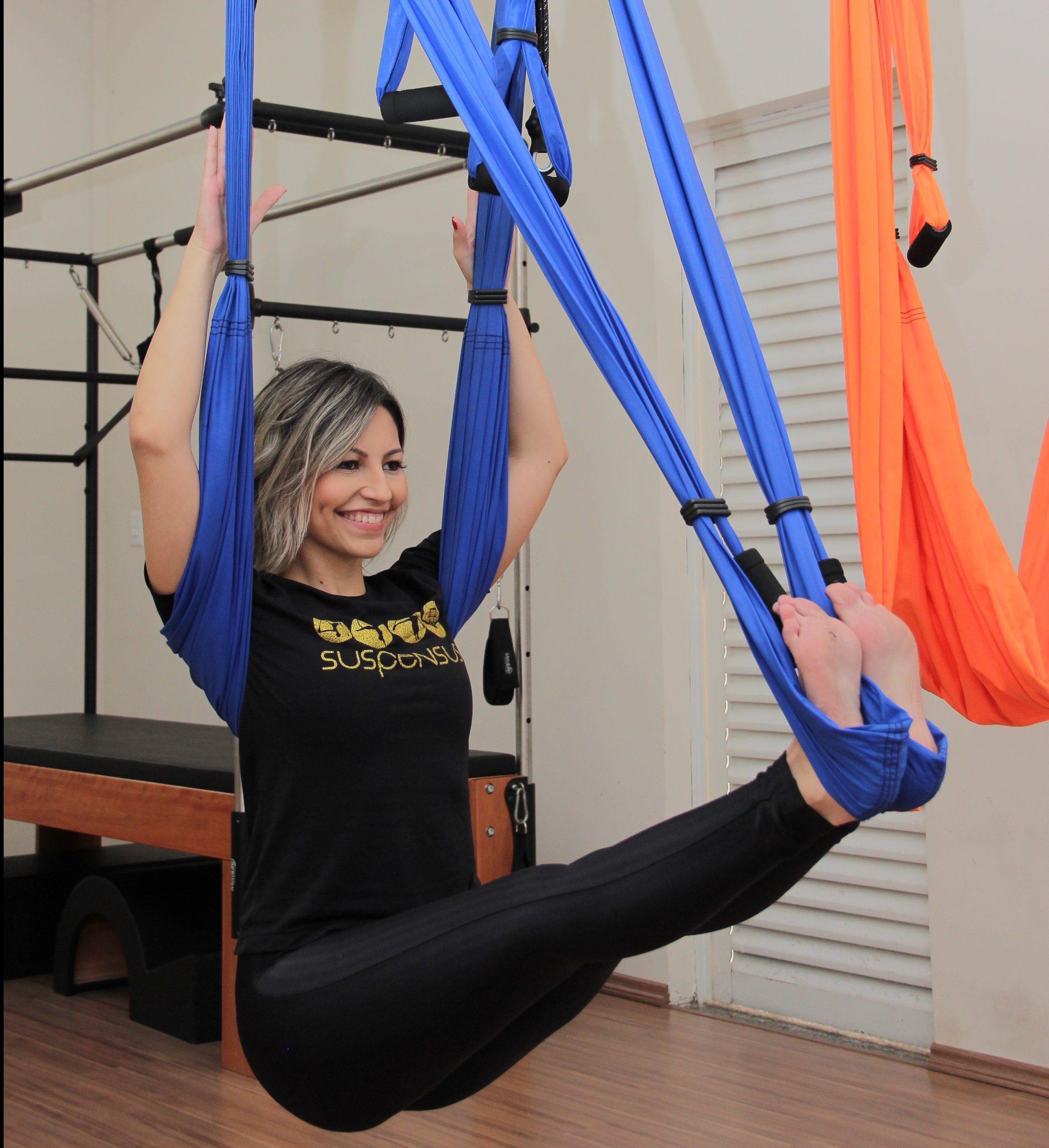 6 modalidades com tecido suspenso que trabalham core e equilíbrio | BOA FORMA