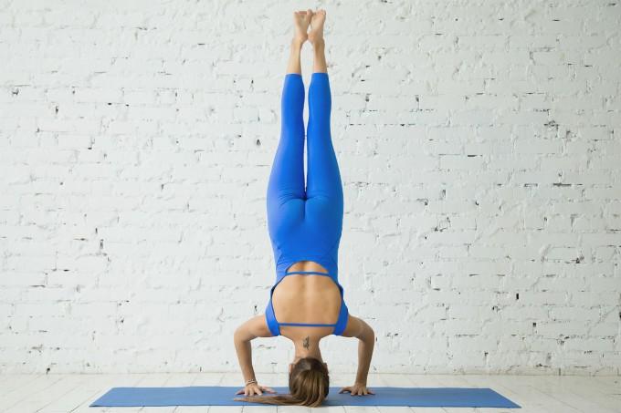 ioga-invertida
