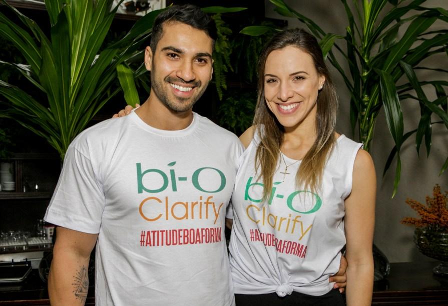 O casal fit Roberta e Rodrigo, do @rodrigoebeta.