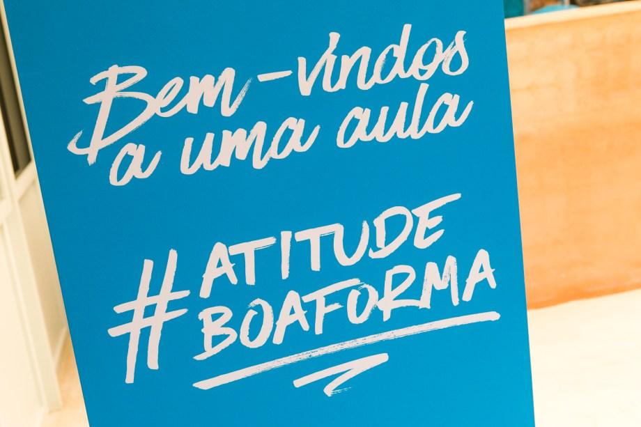 #atitudeboaforma para começar o treinão no sábado!