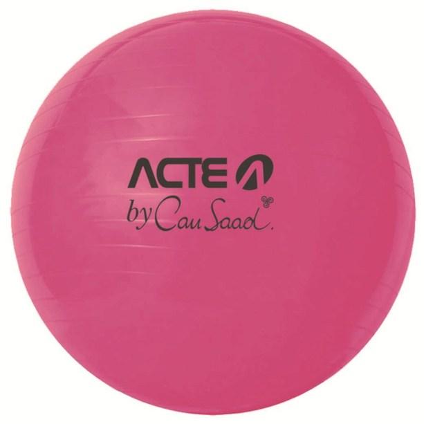 Gymball, ACTE by Cau Saad; R$ 77,90, disponível em www.actesports.com.br