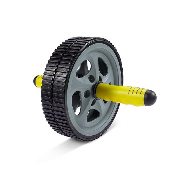Roda abdominal, da Ziva; R$115,90, disponível em www.zivalife.com.br
