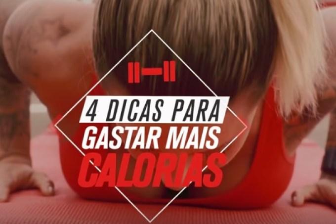 Marcela Gorgulho vídeo Rio Academia Gastar Calorias