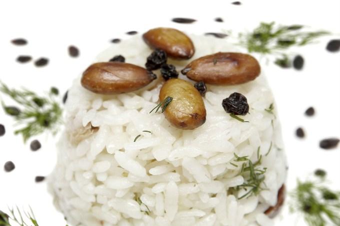 arroz-amendoas