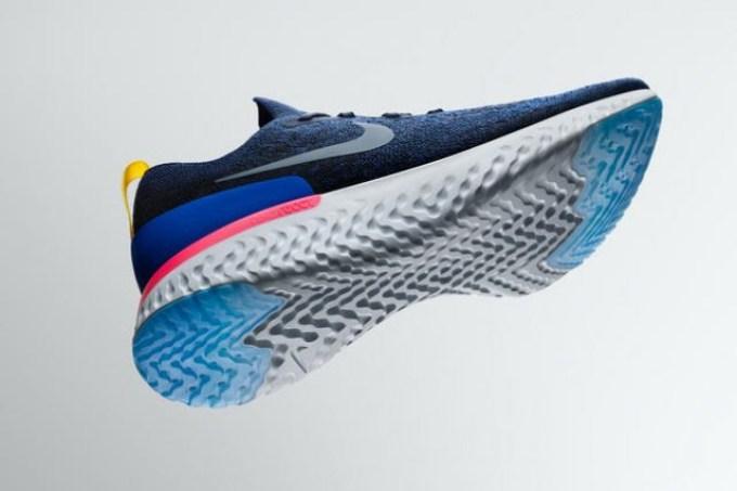 Tênis de corrida Nike Epic React Flyknit