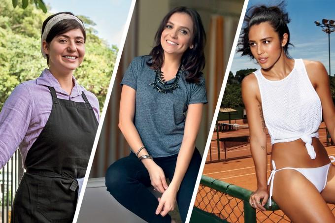 Mulheres que mudaram a vida com um hábito