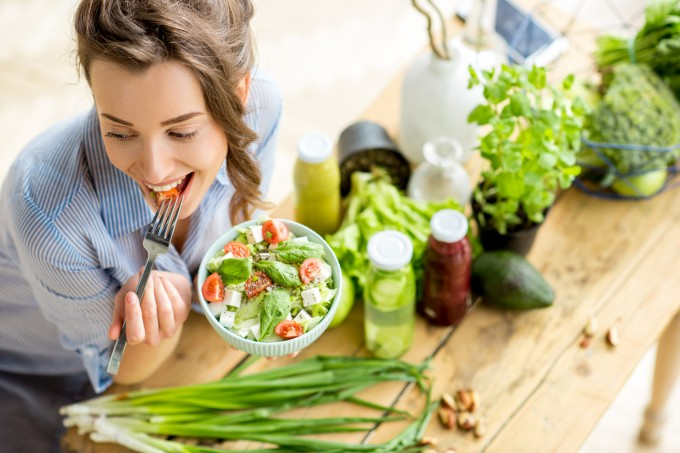 Mudanças que podem acontecer no seu corpo ao fazer uma dieta vegana