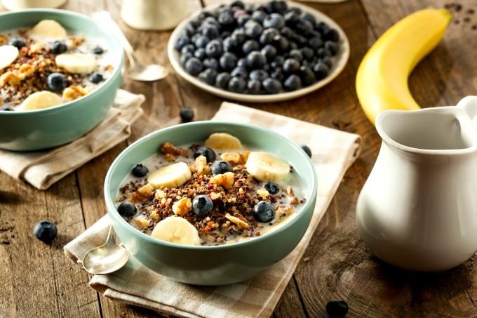 Combos de café da manhã