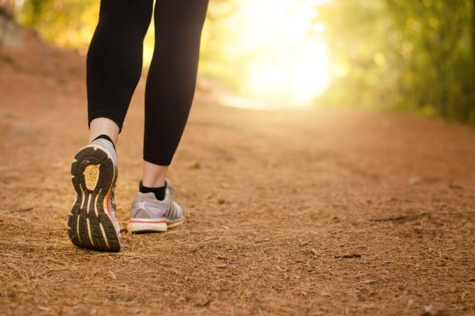 Truque para emagrecer mais rápido fazendo caminhada