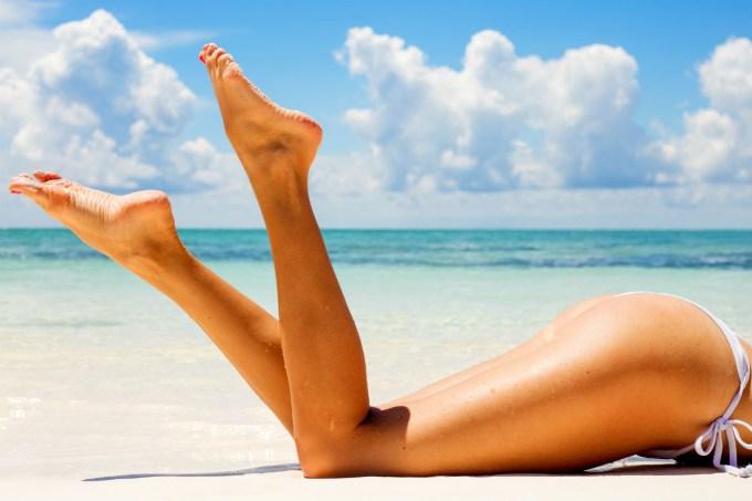 pernas-na-praia