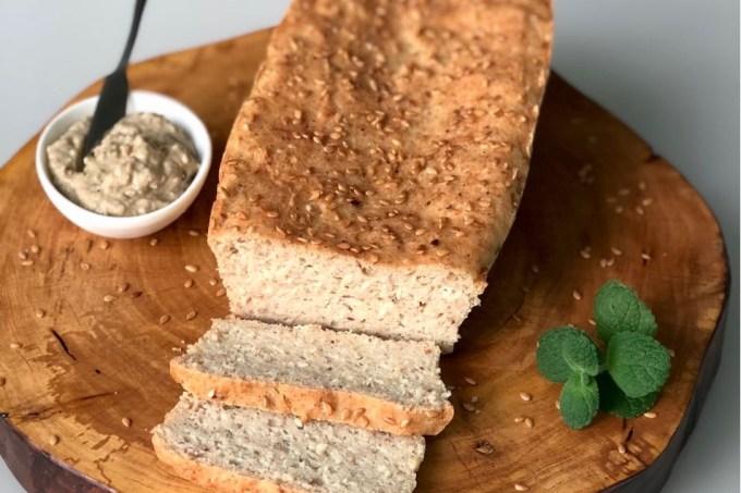 Pão de inhame