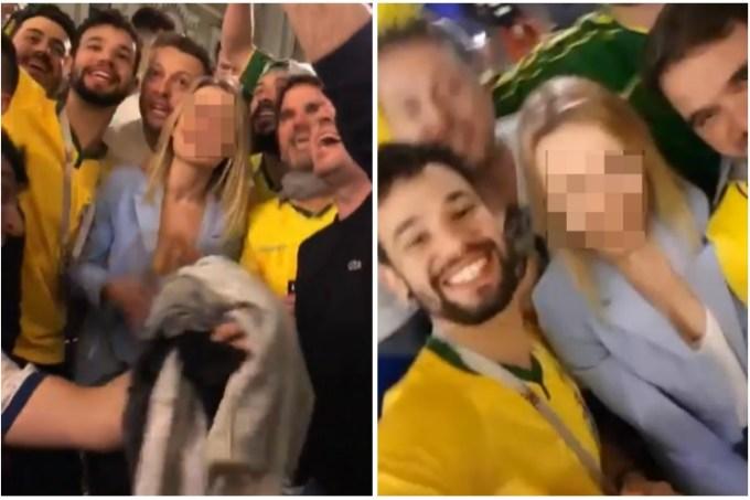 Famosas publicam opinião sobre vídeo machista