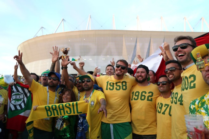 Nova música para torcer para a Seleção brasileira na Copa do Mundo