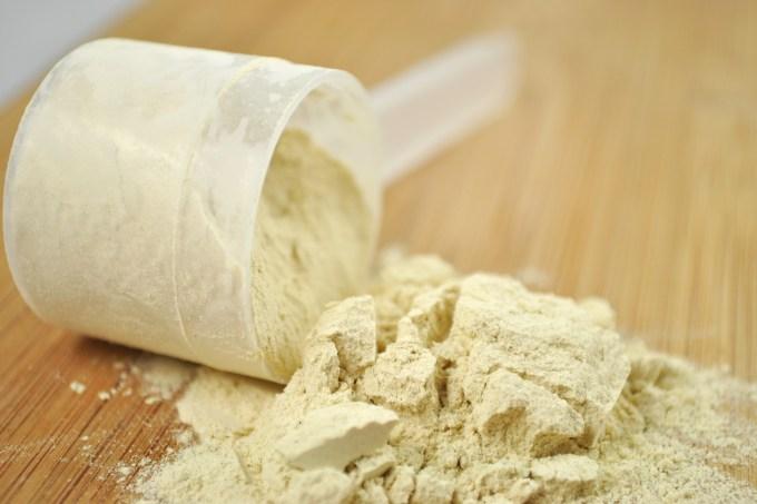 suplementos alimentares – whey protein