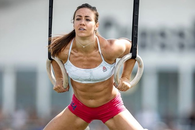 Atleta participa do Crossfit Games 2018
