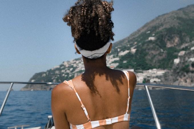 Como cuidar da pele negra no verão
