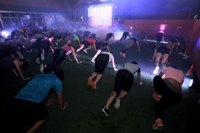 Novas aulas e modalidades de exercício físico