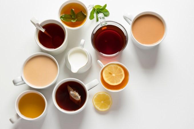 Estudo mostra que a preferência entre chá ou café pode ser influenciada pelos genes