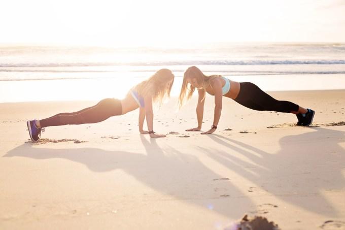 Como evitar lesões ao se exercitar na areia