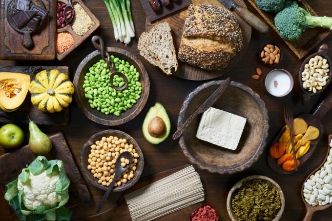 Como variar as proteínas vegetais