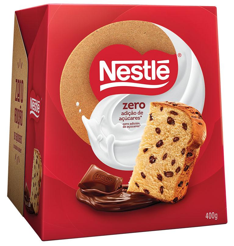 panetone Nestlé