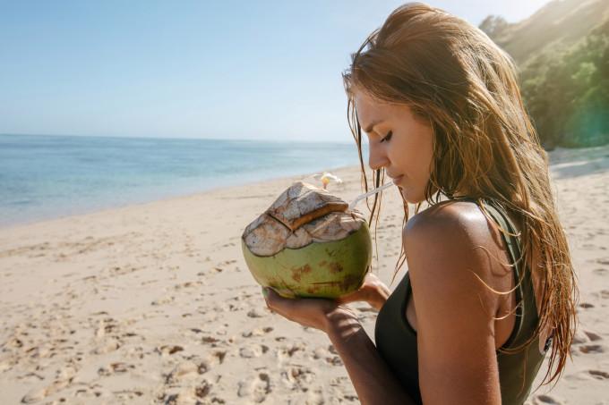 pele e alimentação no verão