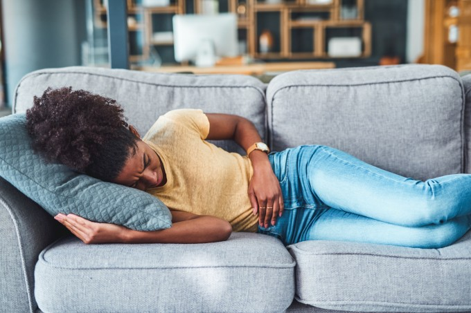Tummy pain might be trying to tell you something