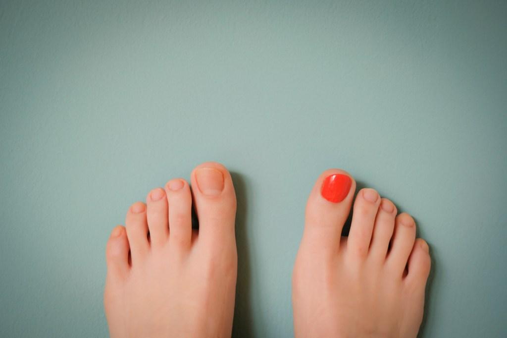 produtos para os pés