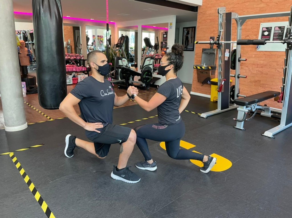 treino em dupla