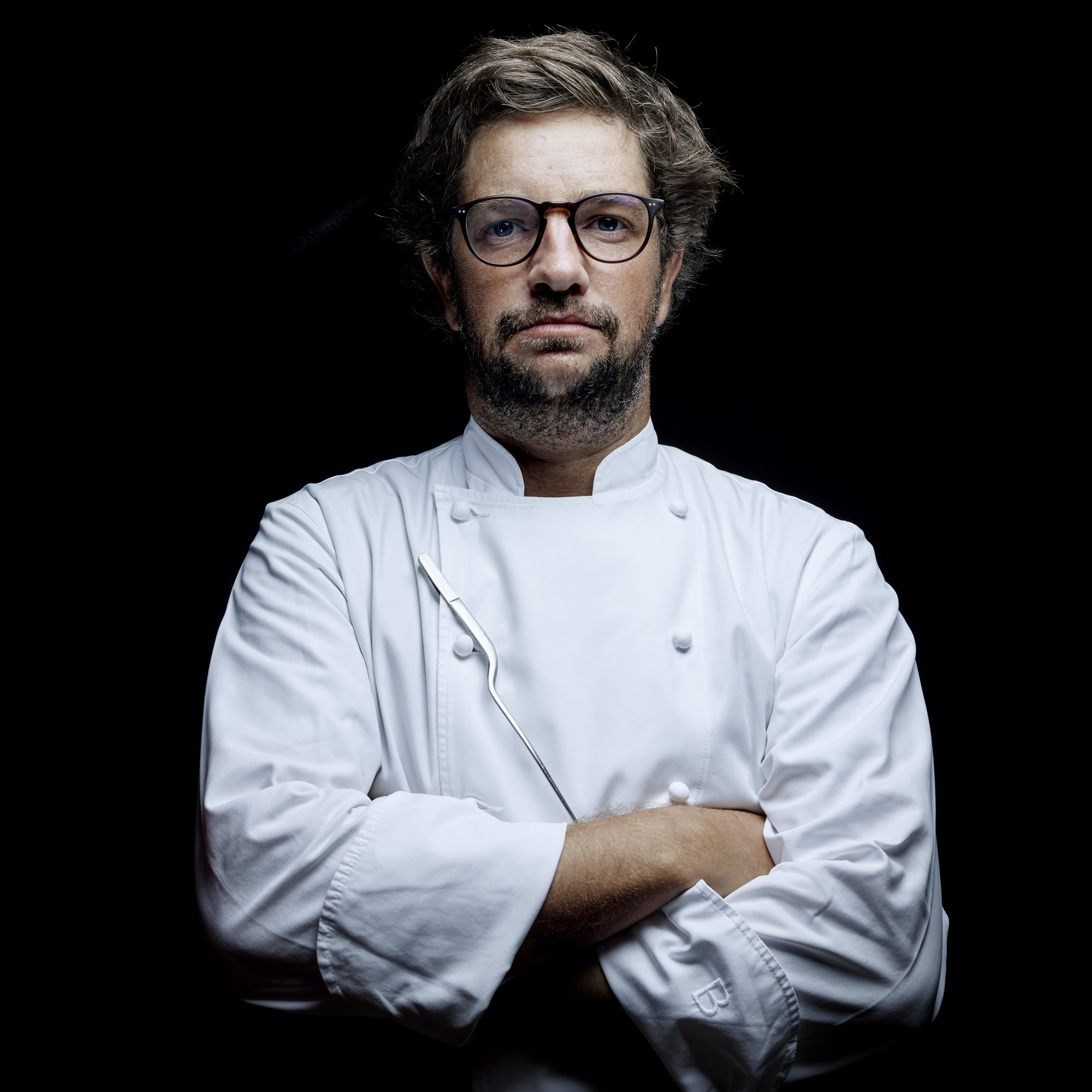 Chef Hervé Witmeur