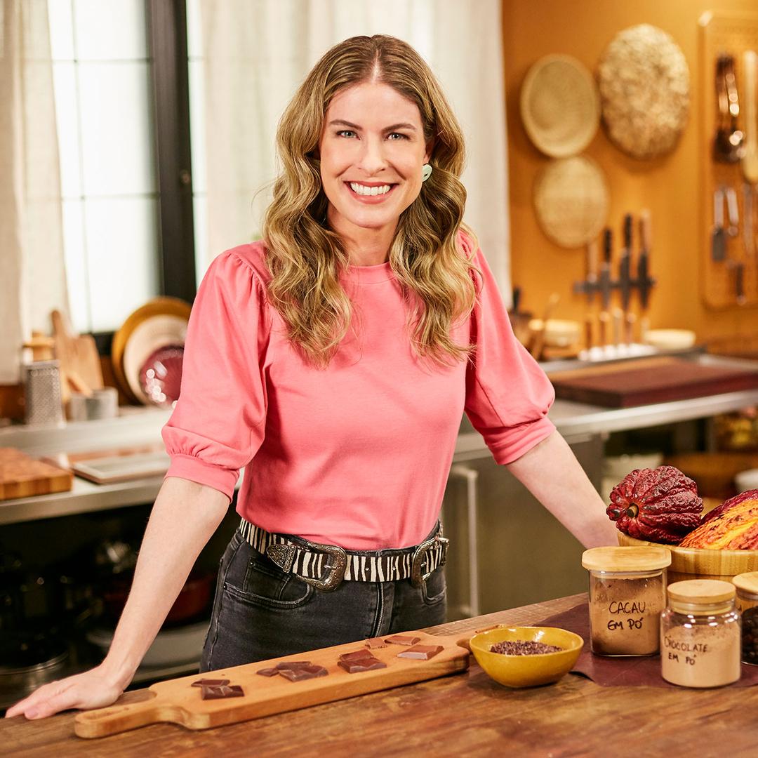 """Rita Lobo: """"Cozinhar é uma ferramenta para uma vida melhor"""
