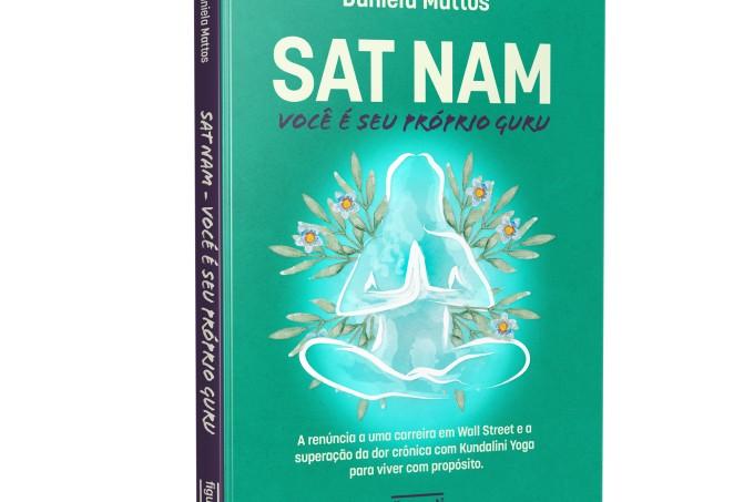 Capa Livro Sat Nam_Daniela Mattos