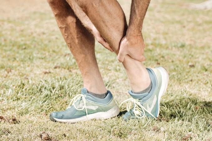 Dores ao se exercitar