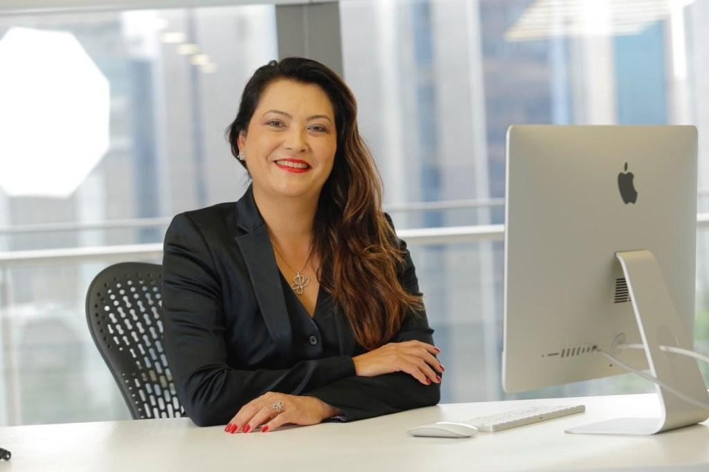 Flora Victoria, embaixadora da Felicidade no Brasil pelo evento mundial World Happiness Summit.