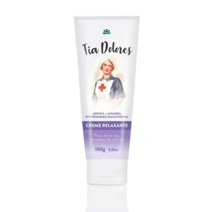 Tia Dolores - Creme Relaxante